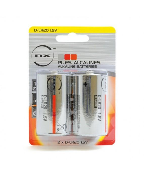 Pile alcaline AAA LR03 blister de 4