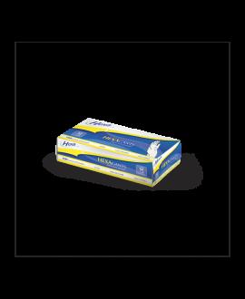 Gant latex S (6/7) non poudrés non stériles (x100)