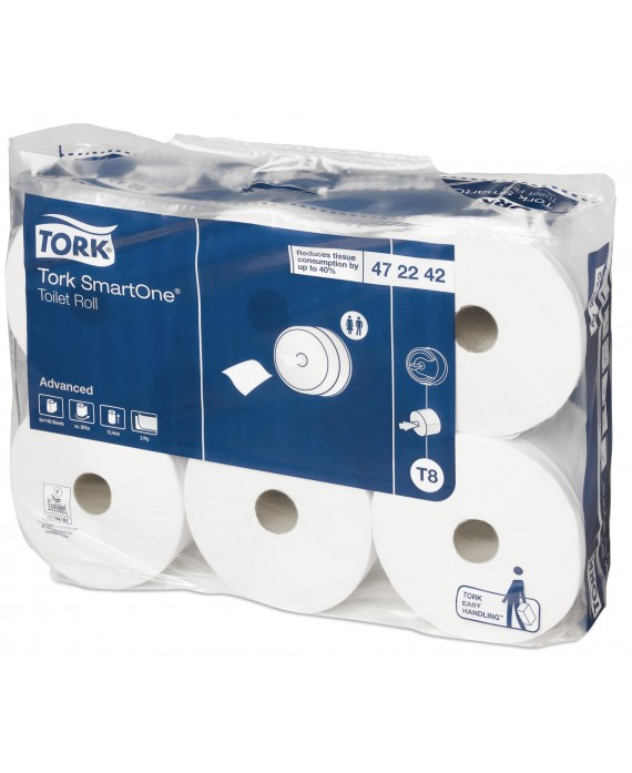 papier toilette TORK pour distributeur smartone