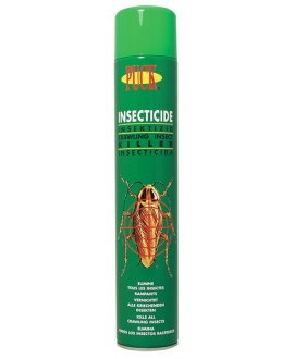 Insecticide contre insectes rampants 750 ml PUCK