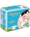 Couche T3 baby charm 4-9 kg