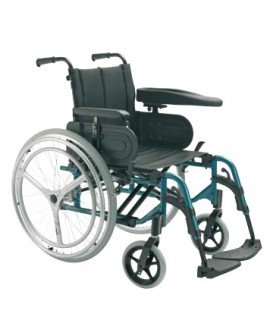 Fauteuil roulant manuel ACTION 4 NG DUAL HR