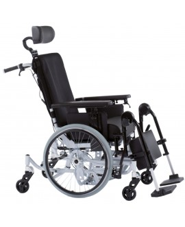 FAUTEUIL ROULANT MANUEL WEELY PODAL