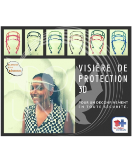 VISIERE DE PROTECTION 3D