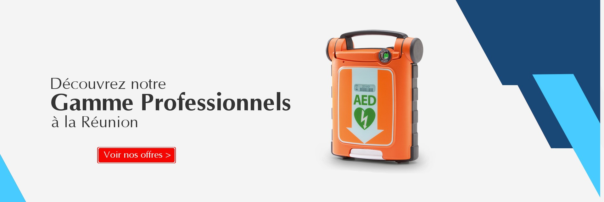 DEFIBRILLATEUR CARDIAC SCIENCE AUTO